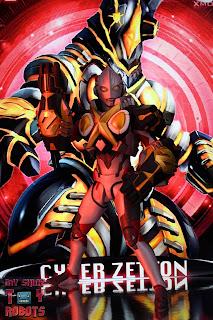 S.H. Figuarts Ultraman X MonsArmor Set 44