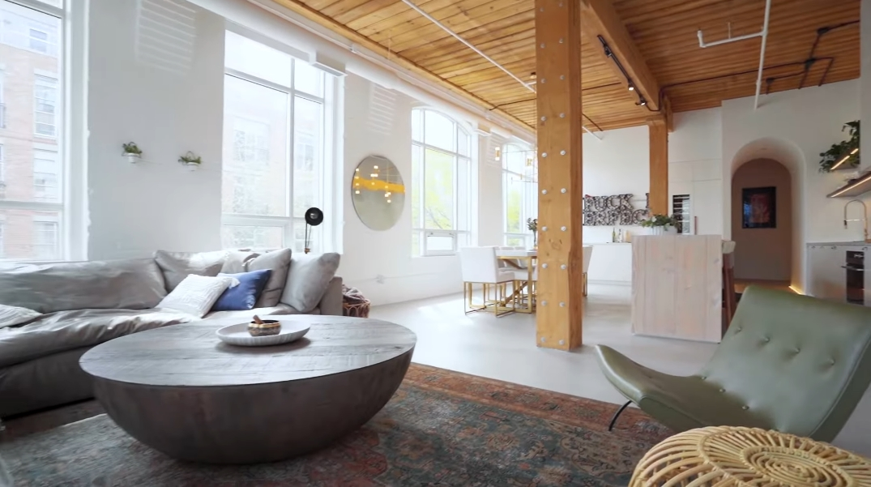 39 Photos vs. Tour 993 Queen St W #214, Toronto, ON Luxury Condo Interior Design