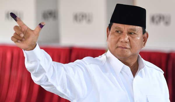 Kalah Pilpres 2019, Janji Prabowo Jemput Imam Besar Pulang ke Indonesia Kandas?
