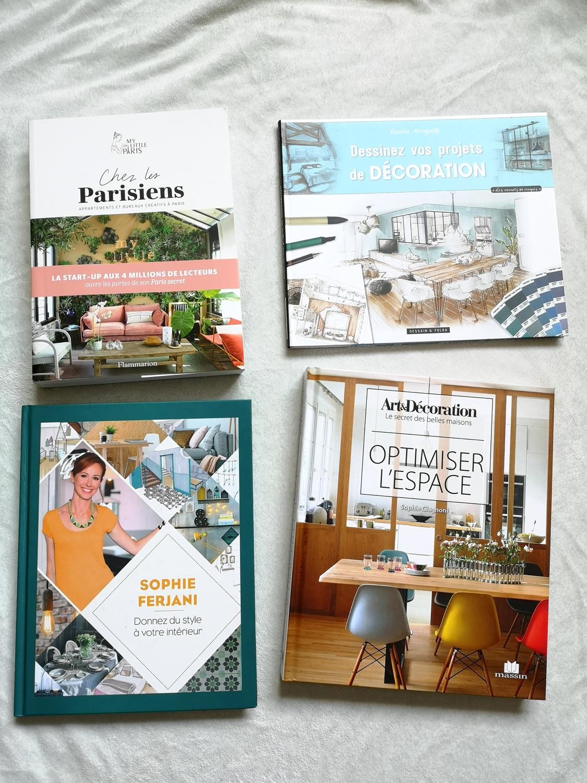Livre Architecture D Intérieur sélection de livres sur la décoration #4 - pellmell créations