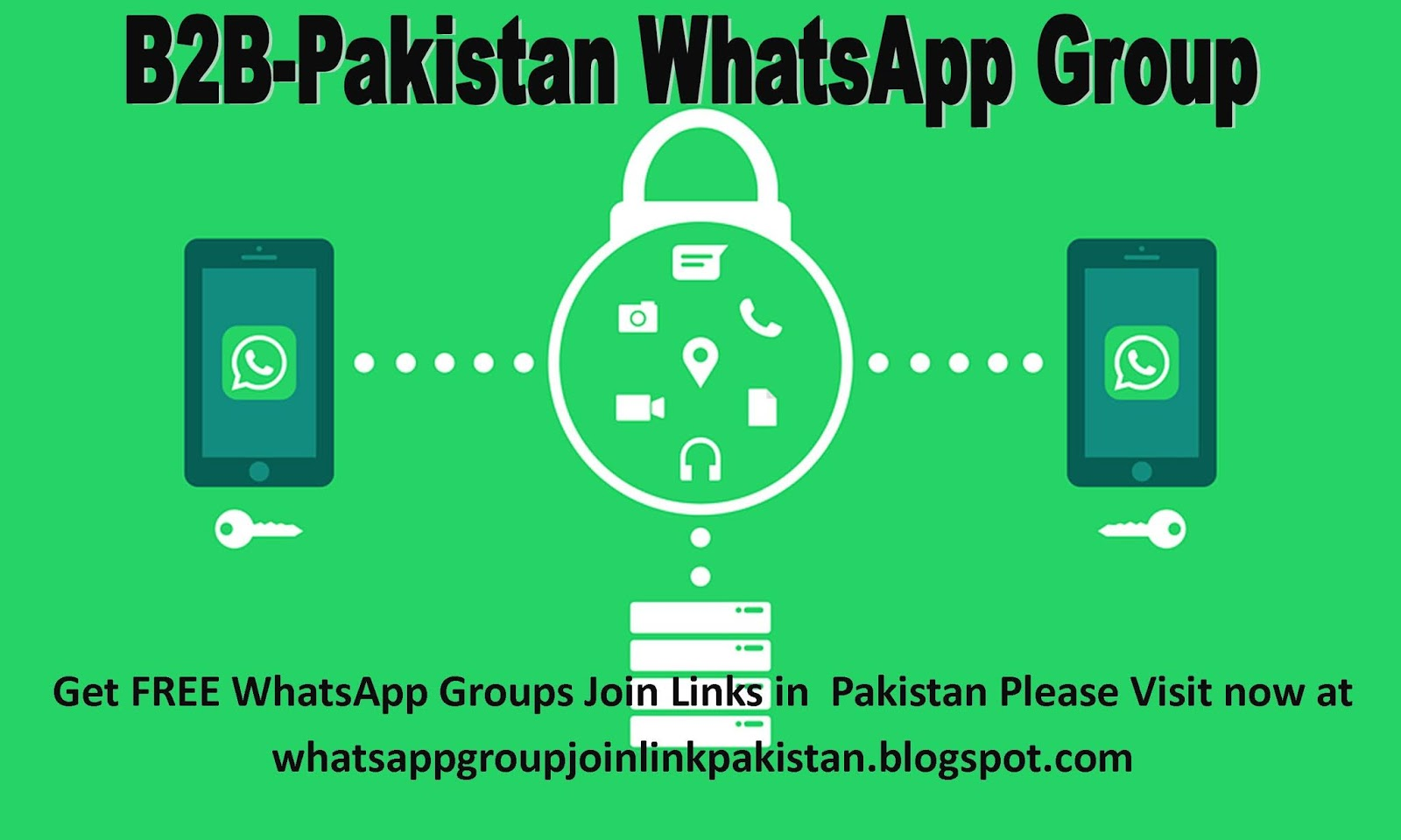 B2B-Pakistan WhatsApp Group to Join FREE