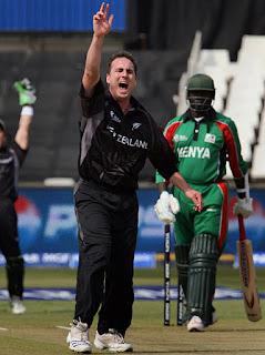 New Zealand vs Kenya 2nd Match ICC World T20 2007 Highlights