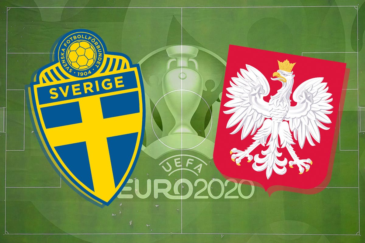 Sweden vs. Poland Live Euro 2020: TV channel, how to watch online, Team news, odds, time