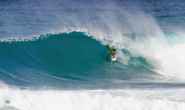 41 Vans World Cup of Sufing 2014 Seth Moniz Foto ASP