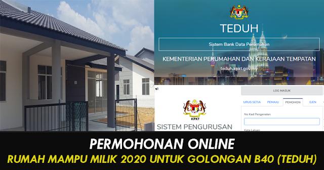 rumah mampu milik 2021