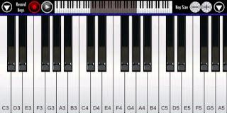 تحميل تطبيق Real Piano لتعلم النوتات الموسيقية
