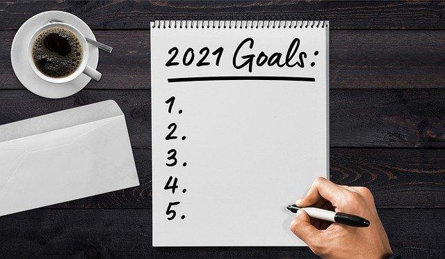 bukan gagal hanya resolusi 2021 yang tertunda