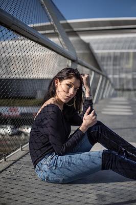 Justine Andréa Modèle A propos