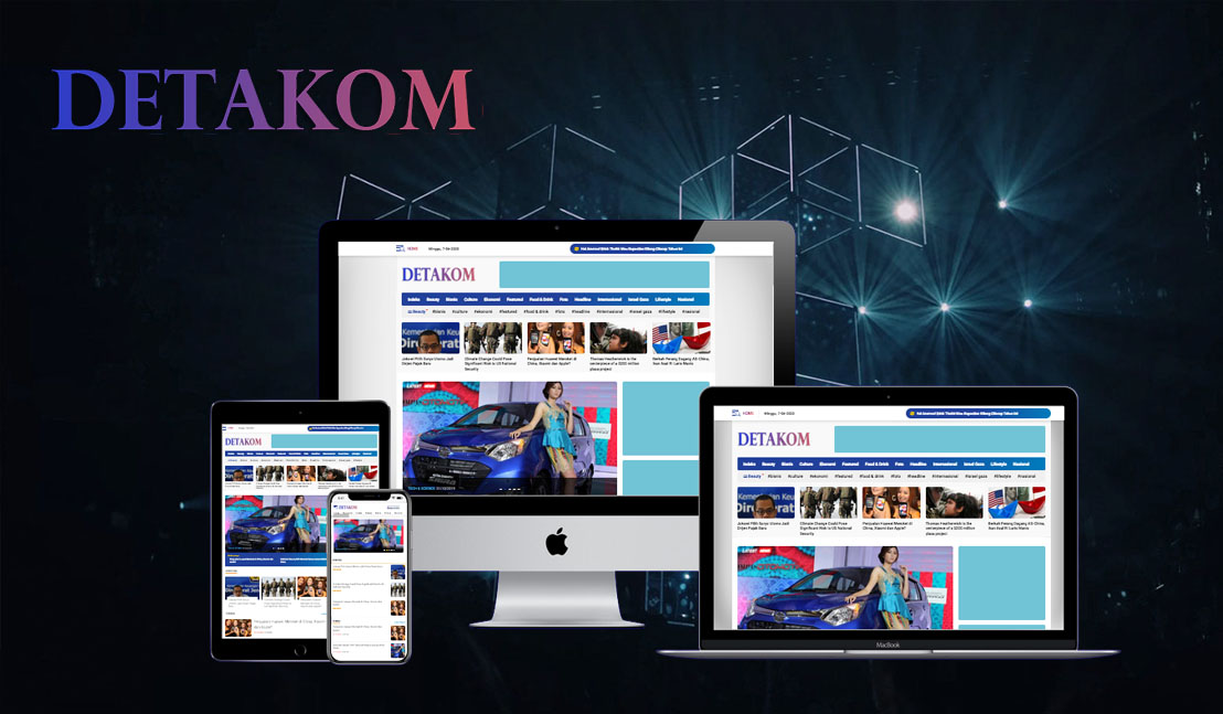 Detakom - Professional Blogger News & Magazine Theme