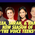 "APL, SARAH, BAMBOO, AND LEA are Reunited For the New Season of ""THE VOICE TEENS"""
