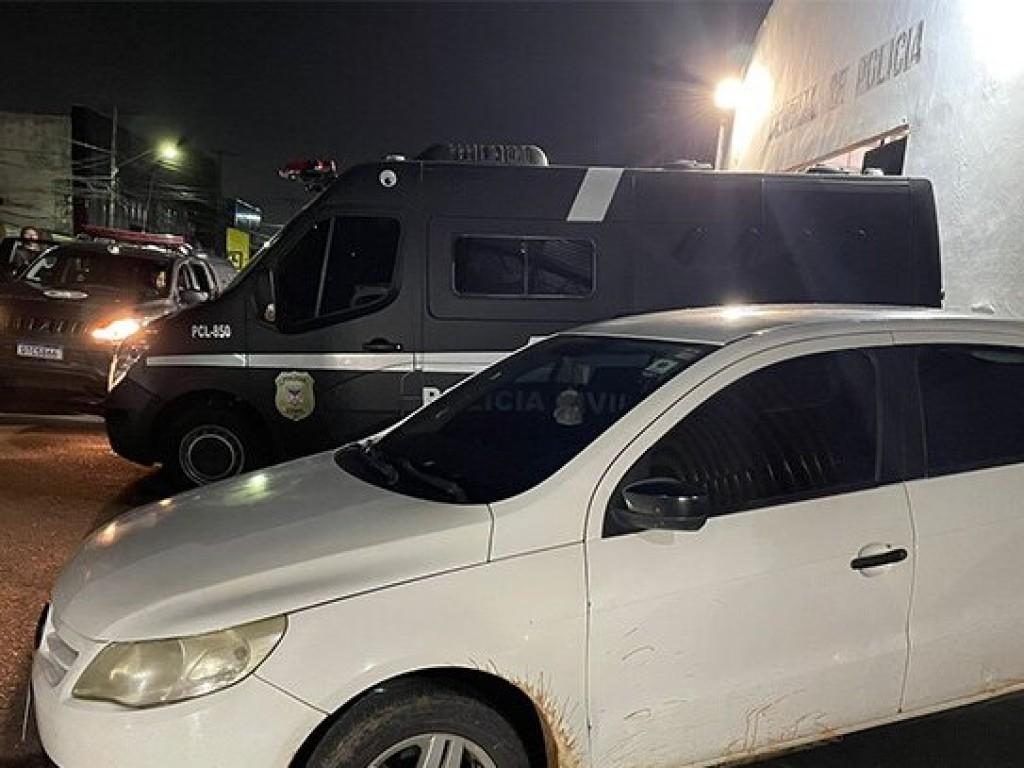 Quadrilha armada invade aniversário e assalta vários convidados