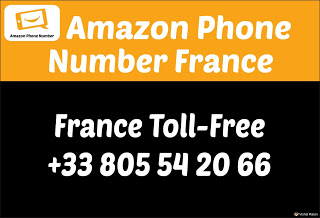 Amazon Helpline Number France