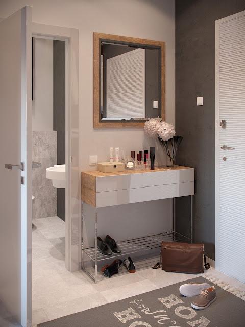 Bathroom Commode Design