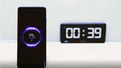 40 मिनट में फुलचार्ज होगा 4,000एमएएच बैटरी वाला फोन
