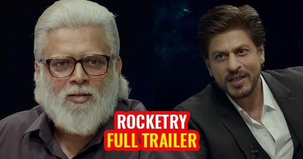 rocketry madhavan shah rukh khan scene