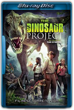 Projeto Dinossauro Torrent 2016 720p BluRay Dublado