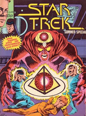 Star Trek summer special 1981