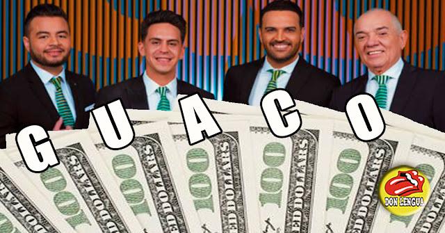 En fiesta de enchufados en el CCCT estuvo GUACO cantando y las bebidas eran cobradas en dólares
