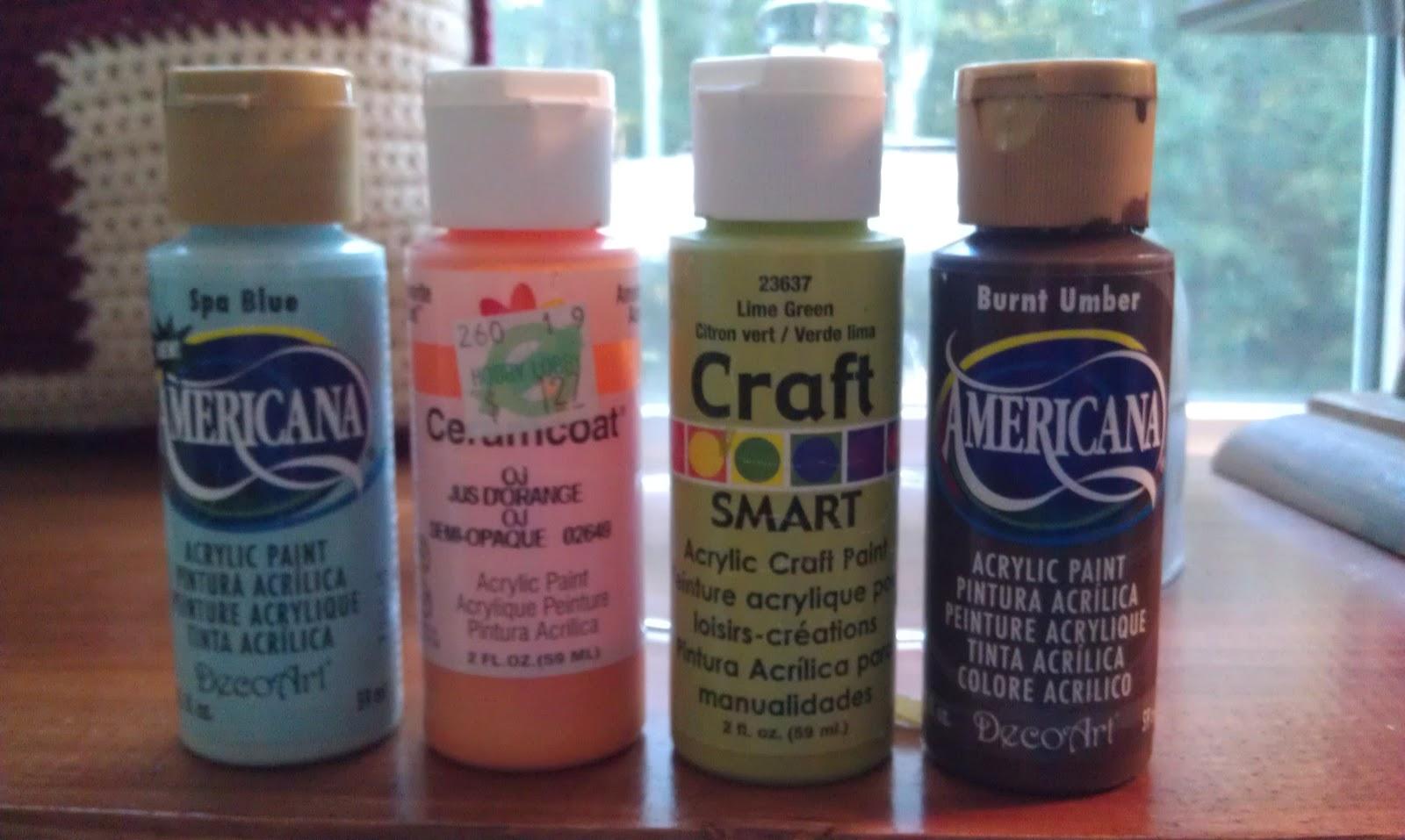 Craft Smart Acrylic Paint Amazon