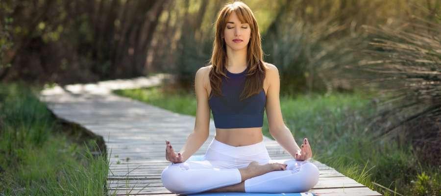 Multiple choice Yoga quiz: International Yoga Day Quiz