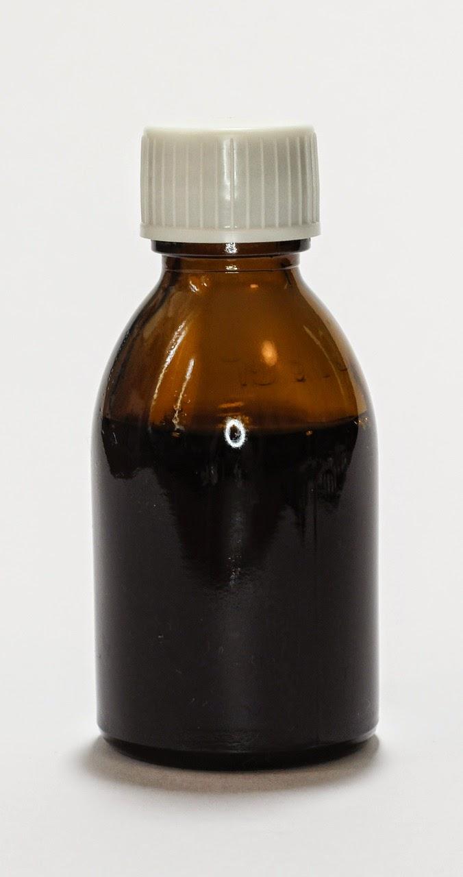 Flasche Hustensaft