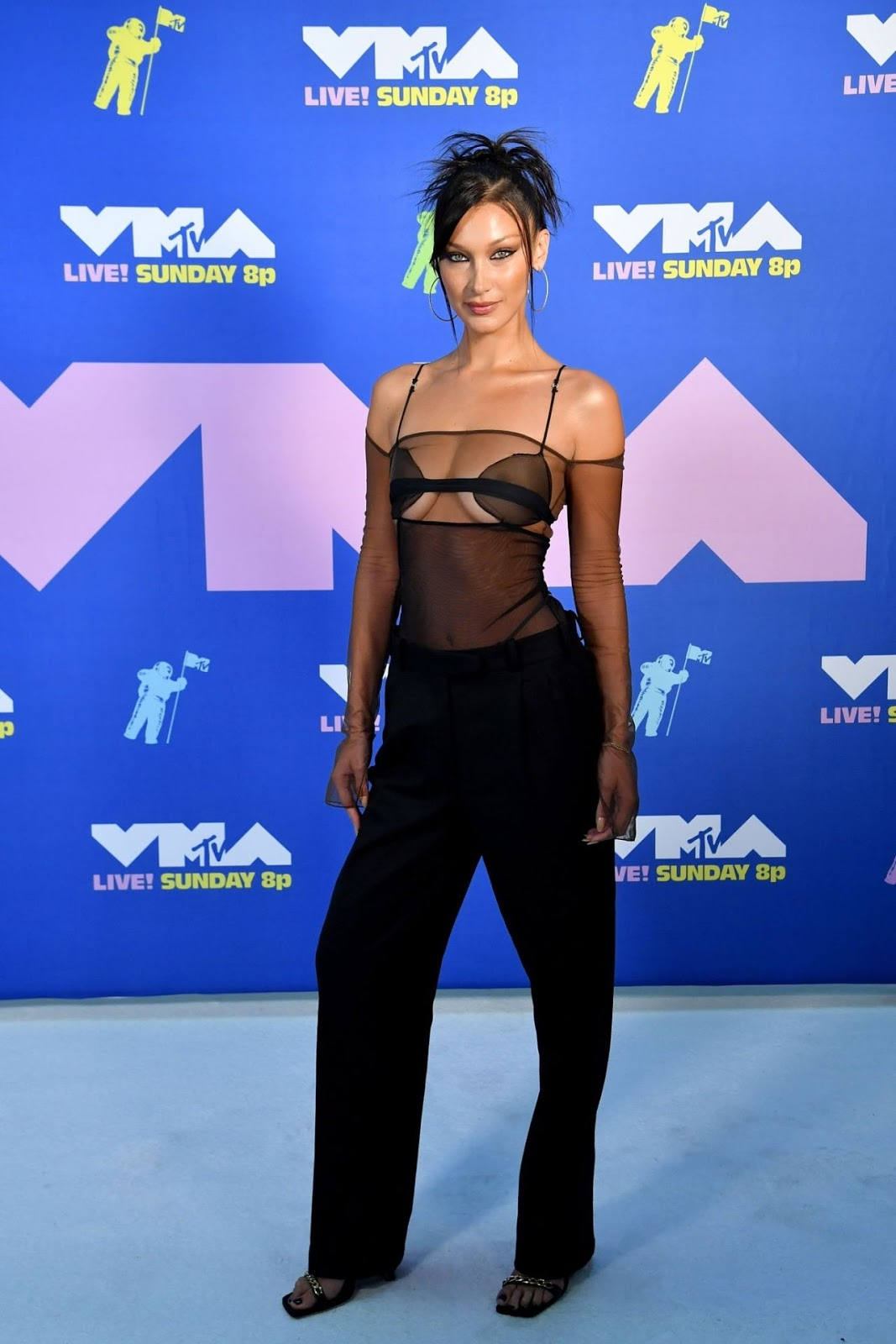 Bella Hadid – 2020 MTV Video Music Awards