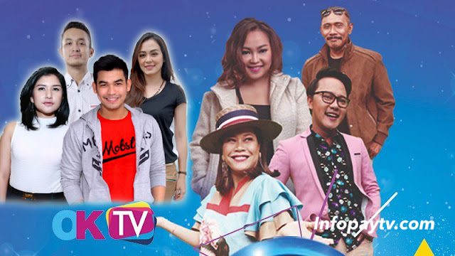 OK TV, Channel Terbaru di K-Vision