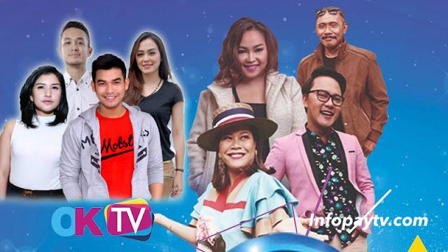 OK TV, Channel Terbaru di K-Vision