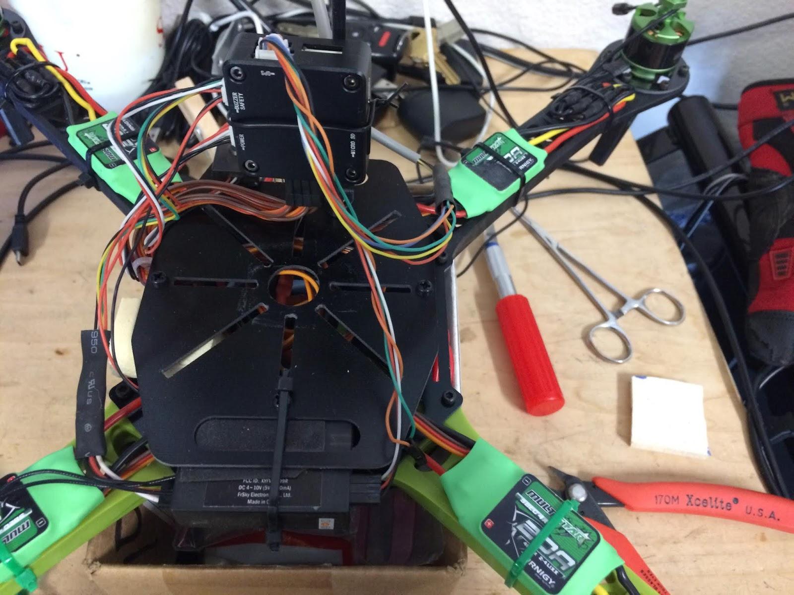 Quadcopter-Robotics