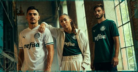 maglie calcio 2020: Maglie calcio Palmeiras 2020 2021