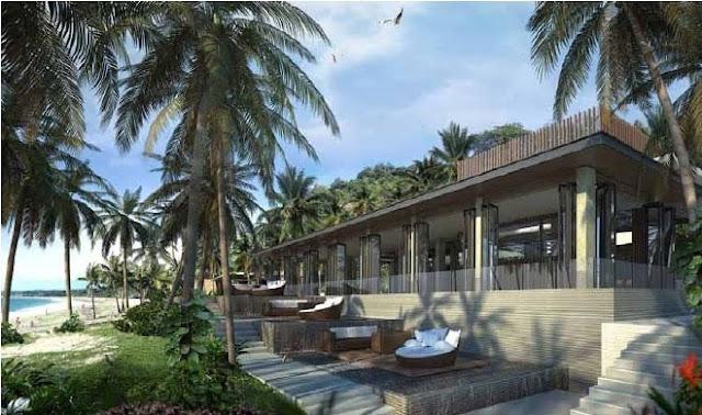 Hợp đồng đo bóc khối lượng và lập dự toán Dự Án Sheraton Hội An, Tam Kỳ Resort & Spa - Hạng mục nhà bảo trì