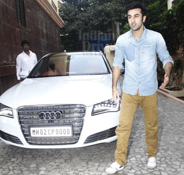 Bollywood Celebs And Their Luxury Cars 5
