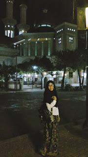Wisata Malam di Kota Pekalongan