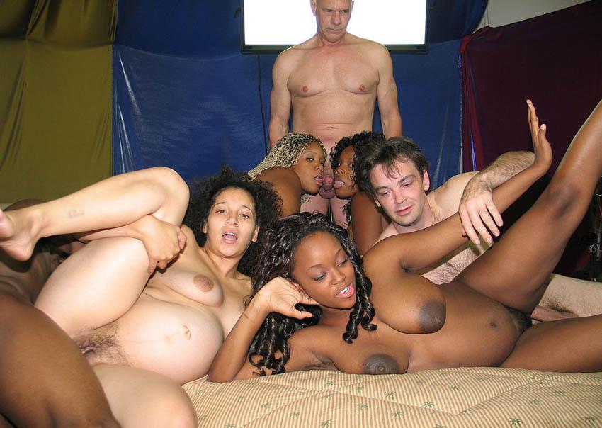 Free bbw orgy movies