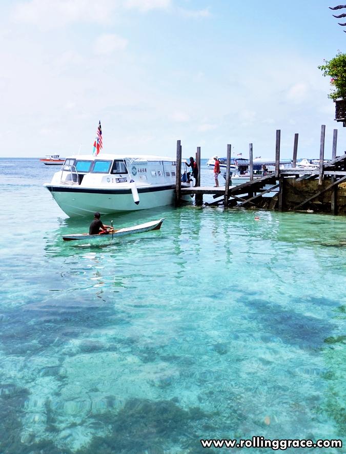 Pulau Mabul Best Resort