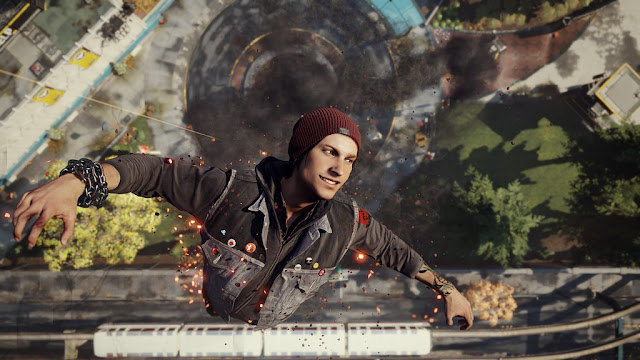 Infamous: Second Son - Game Review