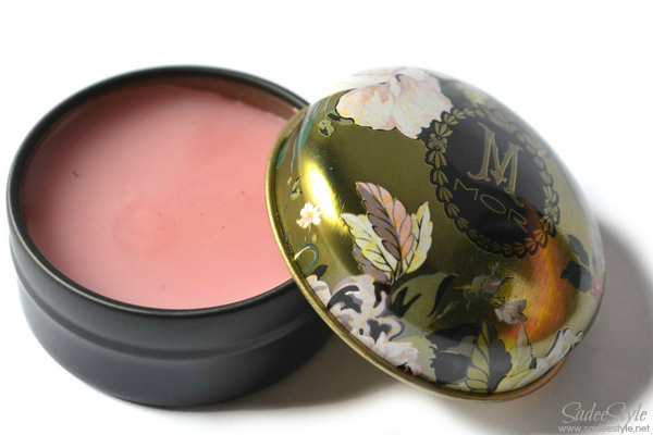 Marshmallow lip balm by MOR cosmetics Review