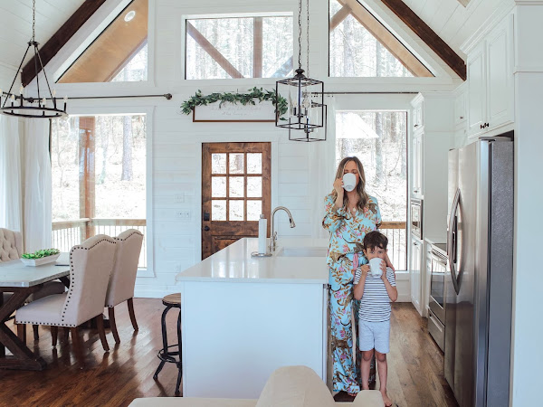 Family Getaway: The Caroline Cabin at Beavers Bend