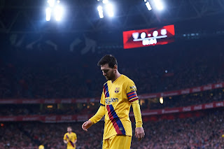 Athletic 1-0 Barcelona: Wasteful Catalans knocked out of Copa at the death