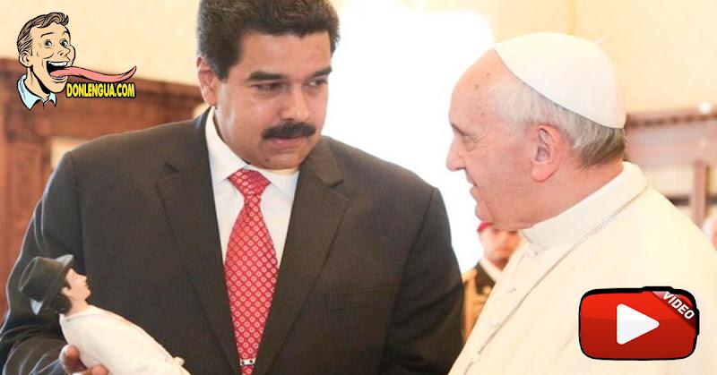 Maduro asegura que gracias a él fue beatificado José Gregorio Hernández