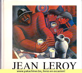 Jean Leroy, Nos artistes, 1985