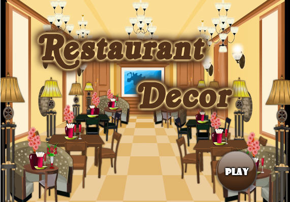 Cara Dekor Dan Hias Restoran