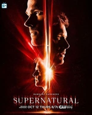 Supernatural - 13ª Temporada Torrent 2017 Dublada 1080p 720p BDRip FullHD HD