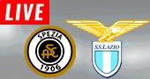 Spezia vs Lazio LIVE STREAM streaming