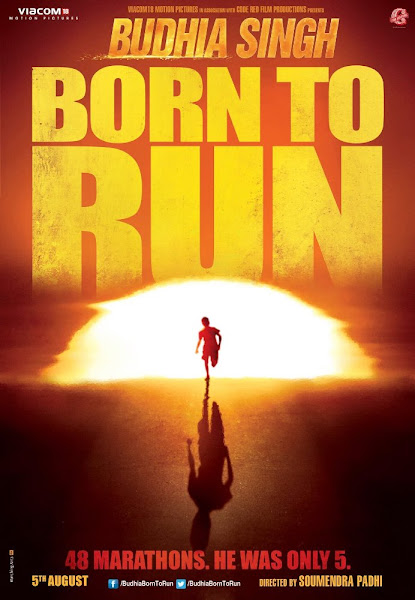 Poster of Budhia Singh Born to Run 2016 720p Hindi DVDRip Full Movie Download