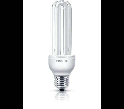 Lampu Fluoresen Padat Philips Sejuk
