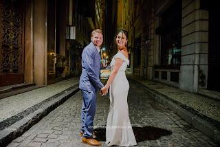 Mini Wedding Bistrô Ouvidor - Priscila + Justin