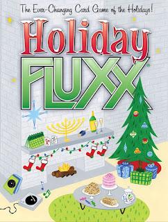 Holiday Fluxx juego de mesa