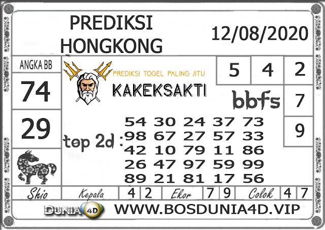 Prediksi Togel HONGKONG DUNIA4D 12 AGUSTUS 2020
