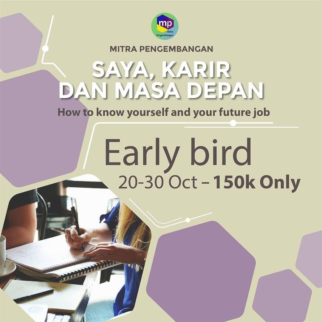 Saya Karir dan Masa Depan Bandung 20-30 Oktober 2019